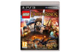 LEGO Lord of the Ring (русские субтитры) PS3