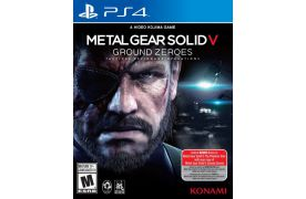 Metal Gear Solid 5 Ground Zeroes PS4 русская версия
