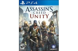 Assassin's Creed Unity PS4 русская версия