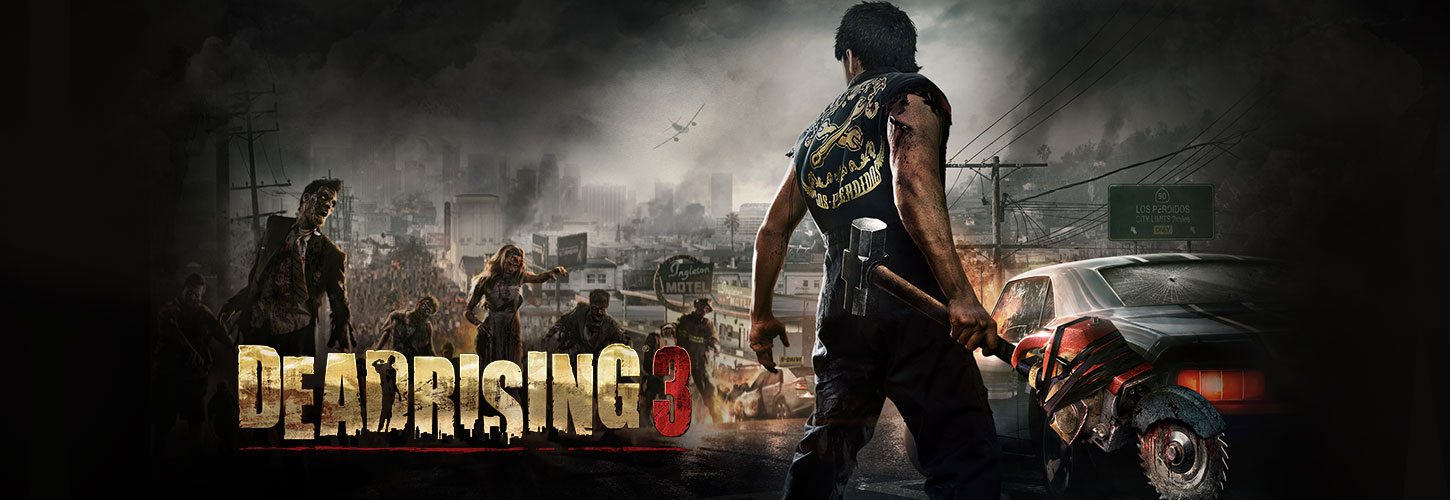 Xbox ONE Deadrising 3