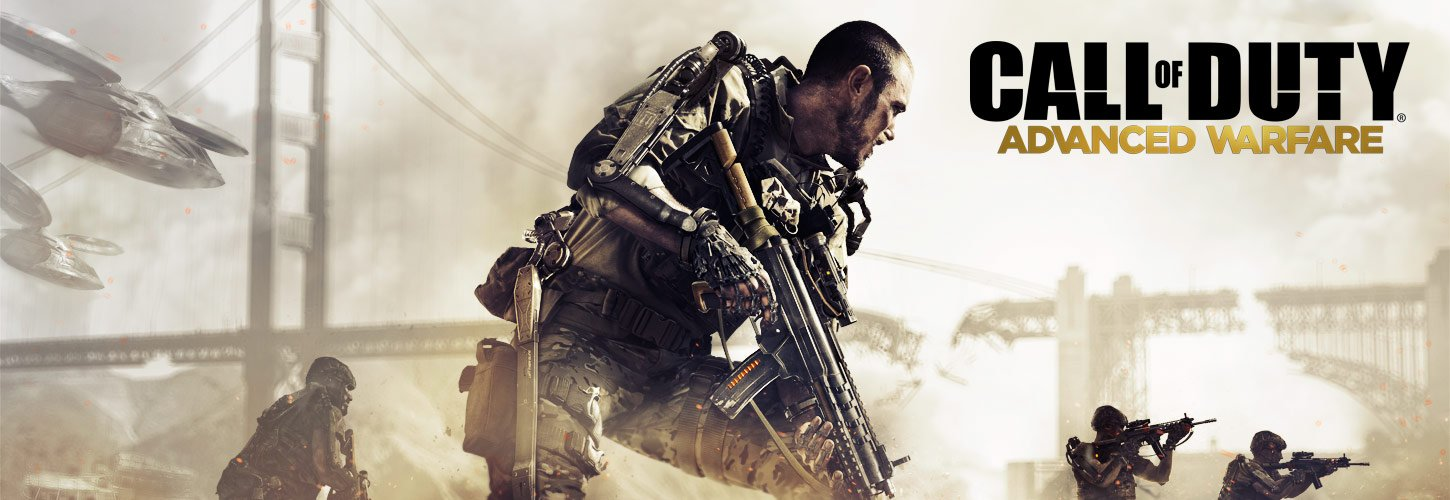 PS4 Call of Duty advanced warfare