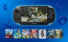 PS Vita Игры