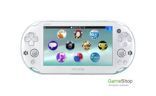 PS Vita Slim Light Blue White