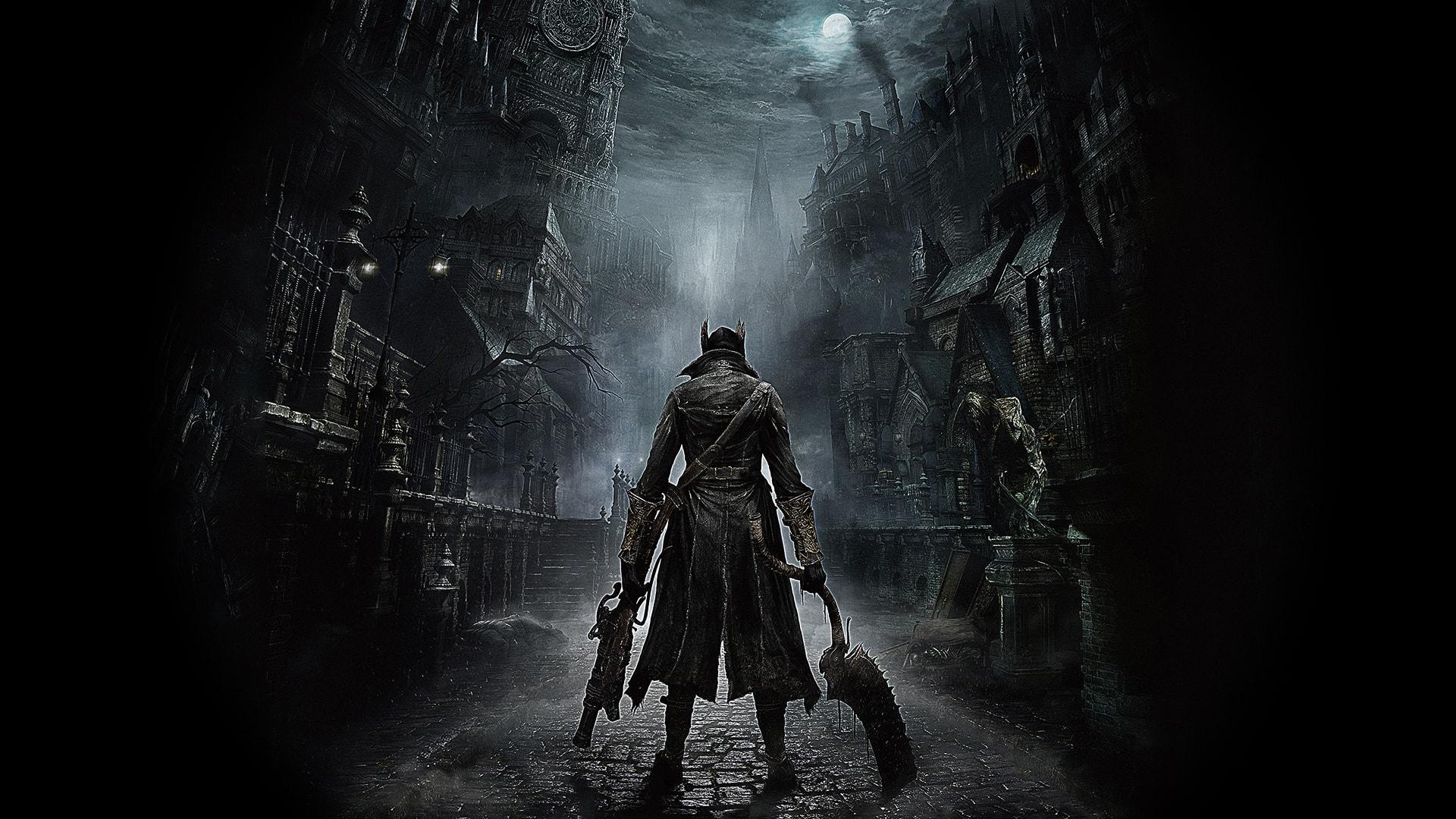 PS4 - Bloodborne