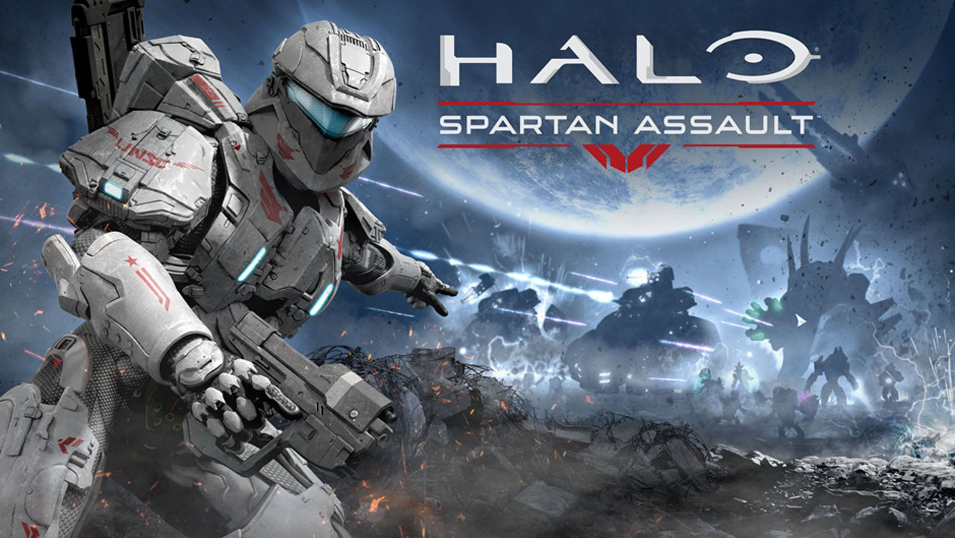 Xbox One - Halo: Spartan Assault Launches