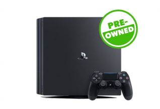 Pre-Owned PlayStation 4