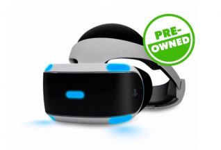 Pre-Owned Playstation VR