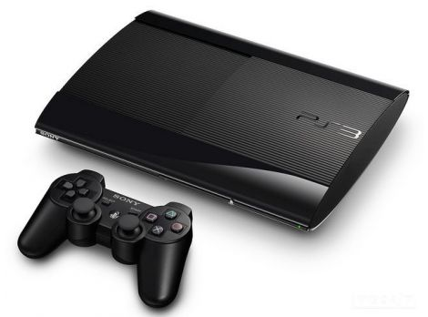 Фото №1 - Sony Playstation 3 SUPER SLIM 500 Gb