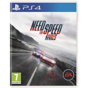 Need For Speed: Rivals  PS4 английская версия