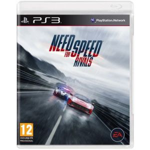 Need For Speed: Rivals PS3 русская версия