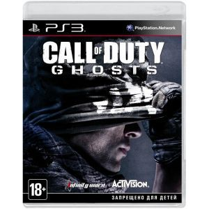 Call of Duty: Ghosts PS3 русская версия