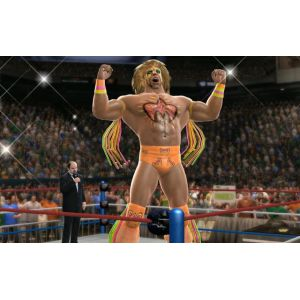 WWE 2K14: Ultimate Warrior Edition PS3