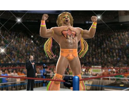 Фото №3 - WWE 2K14: Ultimate Warrior Edition PS3