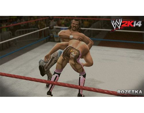 Фото №5 - WWE 2K14: Ultimate Warrior Edition PS3