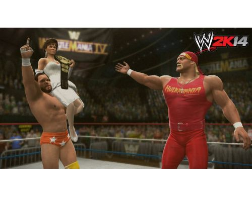 Фото №6 - WWE 2K14: Ultimate Warrior Edition PS3