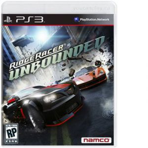 Ridge Racer Unbounded Limited Edition PS3