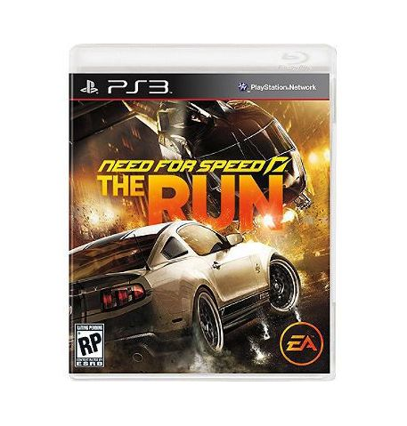 Фото №1 - Need for Speed The Run PS3
