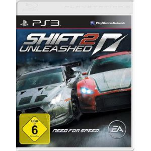 Need for Speed Shift 2: Unleashed PS3 русская версия