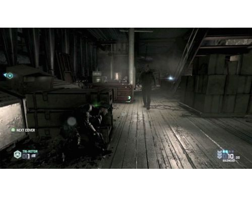 Фото №6 - Tom Clancy`s Splinter Cell: Blacklist. The 5th Freedom Edition PS3