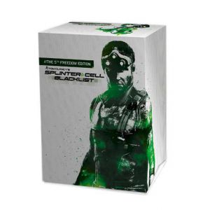Tom Clancy`s Splinter Cell: Blacklist. The 5th Freedom Edition PS3