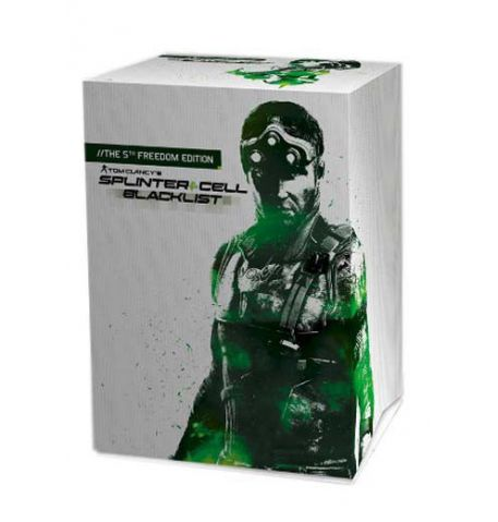 Фото №1 - Tom Clancy`s Splinter Cell: Blacklist. The 5th Freedom Edition PS3