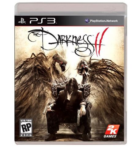 Фото №1 - The Darkness 2 PS3  русская версия