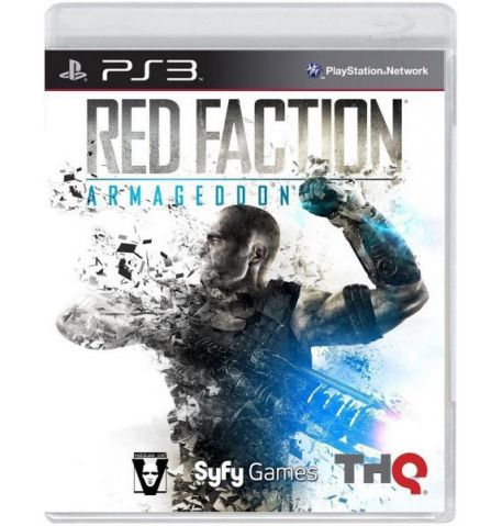 Фото №1 - Red Faction: Armageddon PS3
