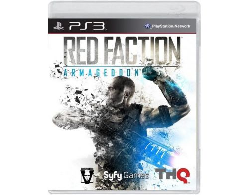 Фото №2 - Red Faction: Armageddon PS3