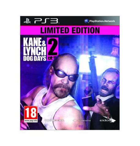 Фото №1 - Kane & Lynch 2: Dog Days Special Edition PS3