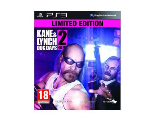 Фото №2 - Kane & Lynch 2: Dog Days Special Edition PS3