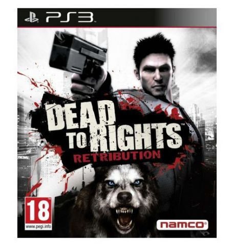 Фото №1 - Dead to Rights: Retribution PS3