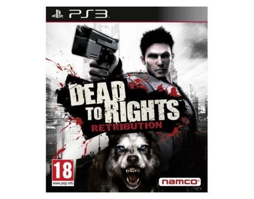 Фото №2 - Dead to Rights: Retribution PS3