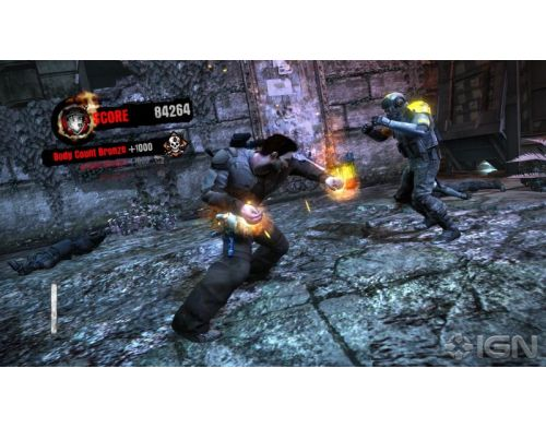 Фото №6 - Dead to Rights: Retribution PS3