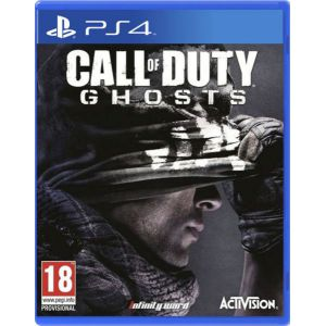Call of Duty Ghosts PS4 русская версия