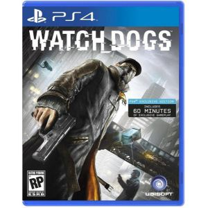 Watch Dogs Special Edition PS4 русская версия