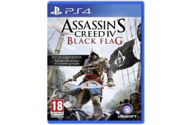 Assassin`s Creed IV: Black Flag (русская версия) PS4