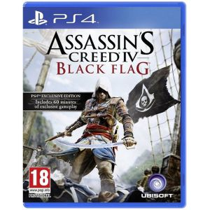 Assassin`s Creed IV: Black Flag PS4 русская версия