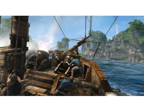 Фото №6 - Assassin`s Creed IV: Black Flag PS4 русская версия