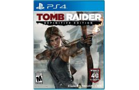 Tomb Raider: Definitive Edition (русская версия) PS4