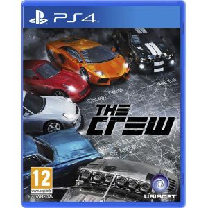 The Crew Special Edition PS4 английская версия