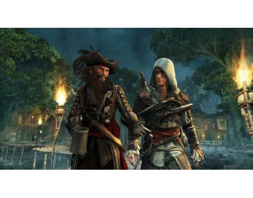 Фото №5 - Assassins Creed 4: Black Flag XBOX ONE  русская версия