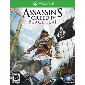 Assassins Creed 4: Black Flag XBOX ONE  русская версия