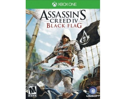 Фото №2 - Assassins Creed 4: Black Flag XBOX ONE  русская версия