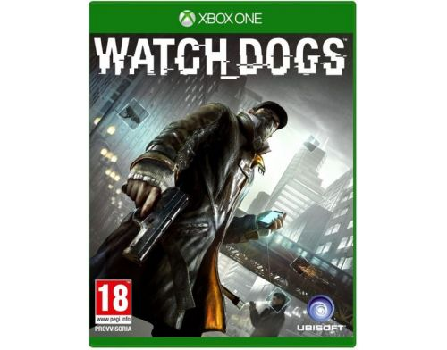 Фото №2 - Watch Dogs XBOX ONE  русская версия