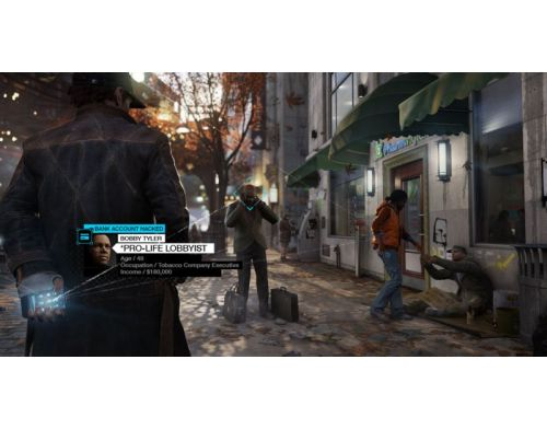 Фото №4 - Watch Dogs XBOX ONE  русская версия