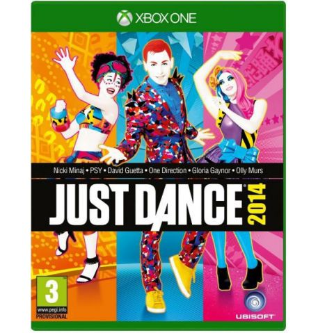 Фото №1 - Just Dance 2014 XBOX ONE