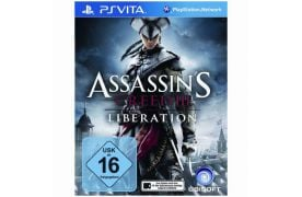 Assassins Creed: Liberation (русская версия) PS Vita