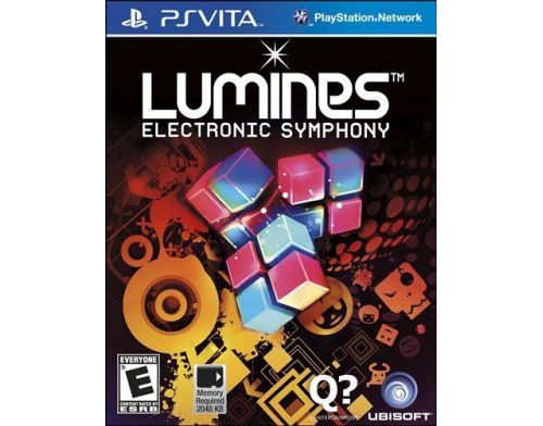 Фото №2 - Lumines: Electronic Symphony PS Vita