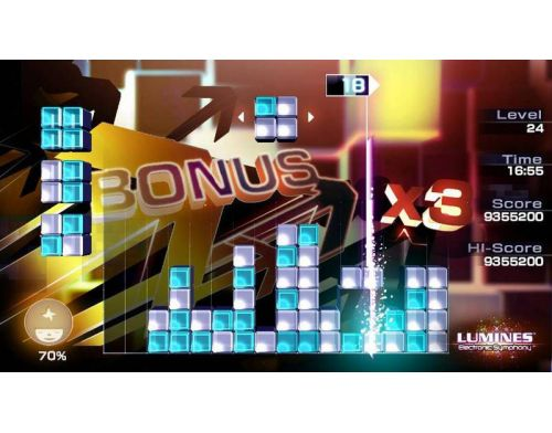 Фото №5 - Lumines: Electronic Symphony PS Vita