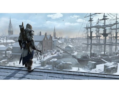 Фото №4 - Assassins Creed III Special Edition PS3 русская версия